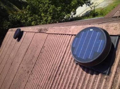 FA SEREMBAN No.1 Solar Power Roof Attic Ventilator