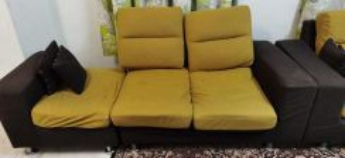 Sofa 3+2 untuk dijual