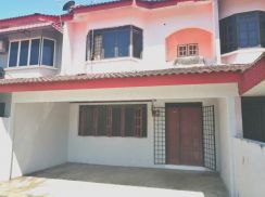 Below Market Value Pinji Mewah Double Storey House for Sales