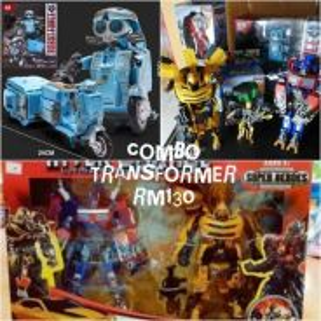 Combo Transformer(3pcs)