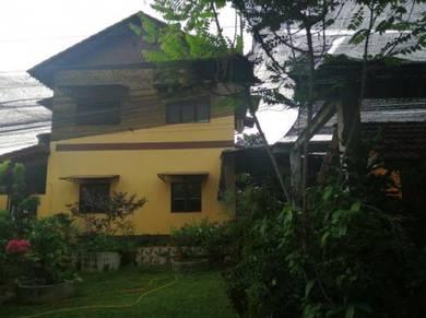 Rumah Banglo 2 Tingkat Pekan Bangi Lama