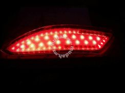 Honda hrv rear bumper reflector lamp light