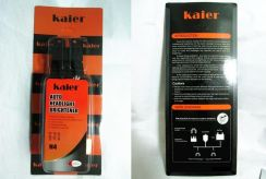 Kaier Head Light Booster Cable with 2pcs H4 Bulb