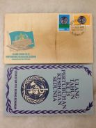 25th Anniversary of WHO 1973 - FDC (Set A)