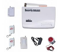 Wireless Smart Home Security System GSM Alarm