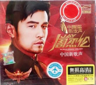IMPORTED CD Jay Chou Sing China 3CD