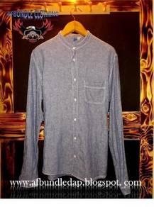 Kemeja chambray code 1 shirt