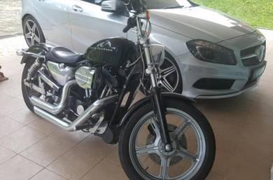 Harley davidson carbu. convert 1200