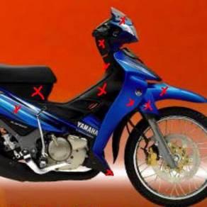 2000 Yamaha 125Z