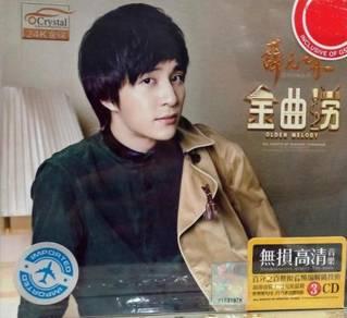 IMPORTED CD Joker Xie Zhi Qian Golden Melody