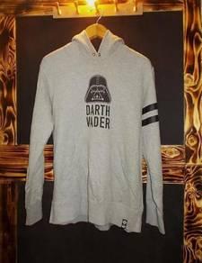 Uniqlo x starwars hooded shirt