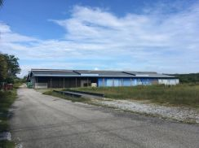 Perak sungkai industrial factory warehouse with 10 acres land
