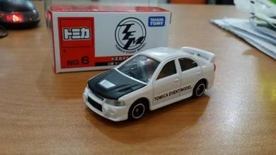 Tomica Mitsubishi Lancer Evolution IV