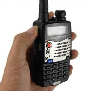Baofeng 5ra dualband walkie talkie