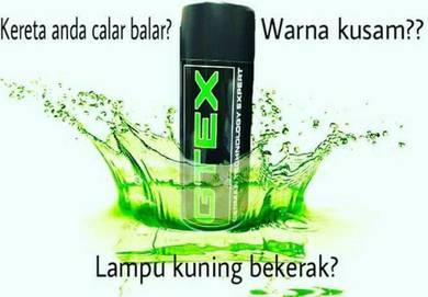 Gtex - pengilat no 1 terbaik di malaysia