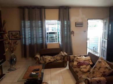 100% LON, SEJIJAK Single storey terrace DEKAT MALIHAH