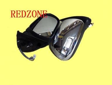 Hilux Vigo Kun26 Side Mirror Auto Flip 7wire