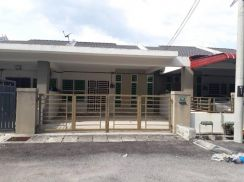 Single Storey House at Metro Pengkalan Lahat Pusing Batu Gajah