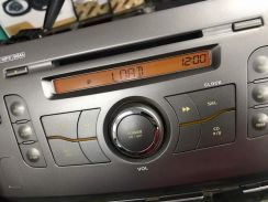 Perodua Alza Original Player/Radio (Used)