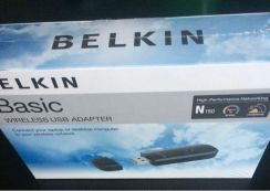 Belkin wireless usb adapter