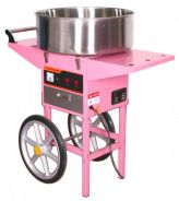 Commercial cotton candy maker Verly