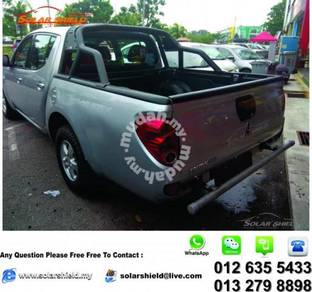 Mitsubishi Triton Mater Steel Roll Bar