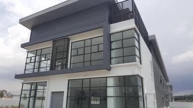 New 1.5 detached Factory/Warehouse at Gateway 16 Klang