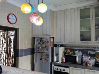 Taman sentosa , Avant Court condo, fully furnish , fully renovation