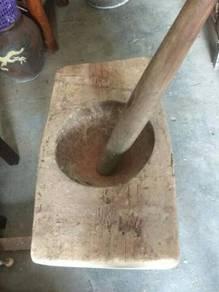 119 Antik lesung padi not kipas padi banting padi