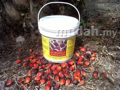 Baja Pemberat Buah Sawit, AGRONAS FERTILIZER