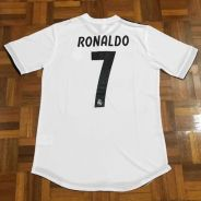 18/19 Real Madrid Ronaldo jersey