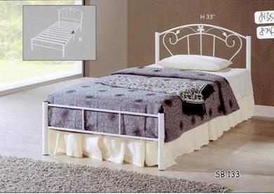 Single metal bed (SB-133)20/06