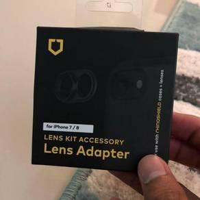 Rhinoshield lens adapter iphone 8