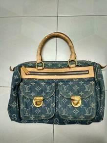 Handbags LV made in France.