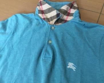 Burberry brit blue shirt Original Turkey
