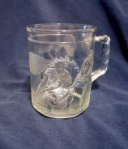Hockey- XIII Sea Games 1985 - MILO Glass Mug