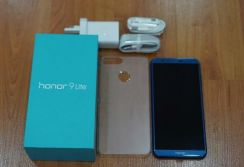 Honor 9 lite blue sapphire limited