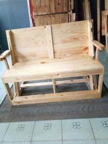 Meja kerusi 2 in1 untuk dewasa