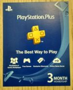 PS Plus 3 month