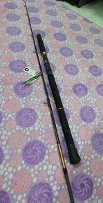MAGURO TUNA STICK for drum fishing rod