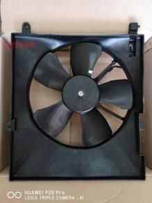 CHEVROLET AVEO 2003 FAN GUARD W / Motor W / Blade