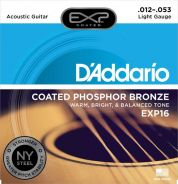 D'Addario EXP16 Guitar Strings