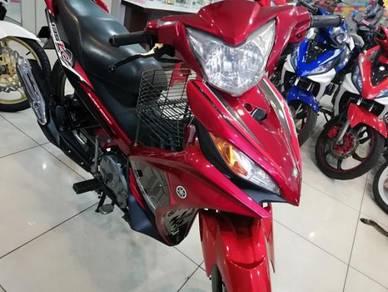 Yamaha LC135 V3 Gst 0% Senang Lulus - WhatsaapAppl