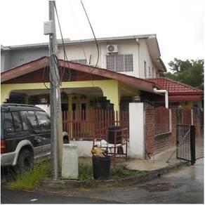 1 1/2 storey terraced house - Corner lot Taman Pasir Putih Phase 2