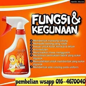 Spray pengeras tudung