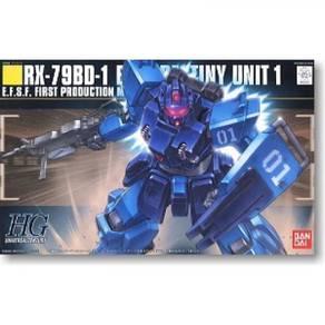 Gundam[HG] BLUE DESTINY Bandai