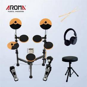 Aroma tdx20s Drums (FREE Drum Throne, Phones, Stic