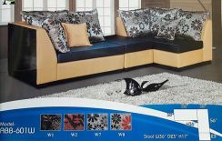 Roxi l-shape sofa-8601