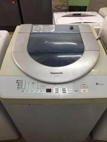 Panasonic 8kg auto washing machine mesin basuh tl