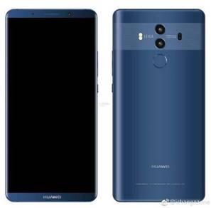 Huawei mate 10 pro blue my set